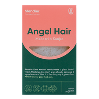 Slendier Slim Pasta Angel Hair 250g