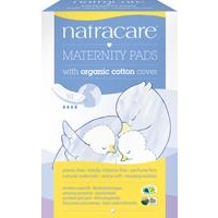 Natracare Organic New Mother Maternity Pads 10 Pack