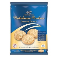 Naturally Good Coconut Crunch Cookies 200g