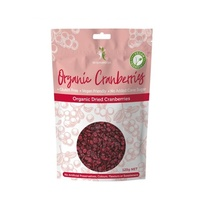 Dr Superfoods Organic Super Cranberries 125g