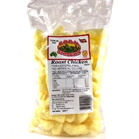 Tisa Roast Chicken Corn Snacks 40g