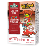 Orgran Chocolate Cookies Outback Animals (Box) 175g