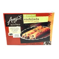 Amy Enchilada Black Bean & Veg 269g