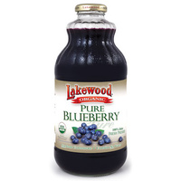 Lakewood Organic Blueberry Juice 946ml