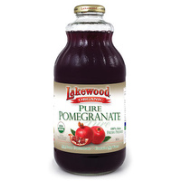Lakewood Organic Pomegranate Juice 946ml