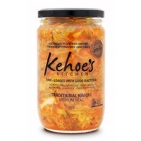 Kehoes Kitchen Traditional Kimchi 650g