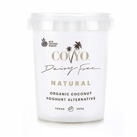 Coyo Natural Coconut Yoghurt 500g