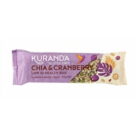 Kuranda Chia & Berry Bar 40g