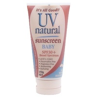 UV Natural 30+ Baby Sunscreen 150g
