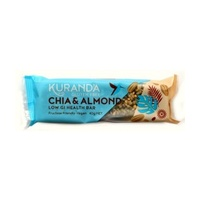 Kuranda Chia Almond Bar 40g