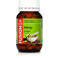 Fusion Health Allergy - 60 tabs