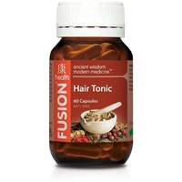 Fusion Health Hair Tonic 60 Capsules