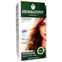 Herbatint Permanent Herbal Haircolour Gel Dark Blonde 6N