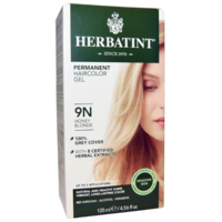 Herbatint Permanent Herbal Haircolour Gel Honey Blonde 9N
