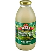 Bragg Organic Apple Cider Vinegar (Limeade) 473ml