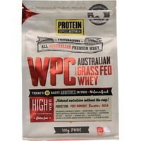 Protein Supplies Australia Whey Protein Concentrate Instantized (Pure) 500g