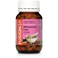 Fusion Health Menopause Free 60 tabs