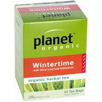 Planet Organics Wintertime Herbal Tea25 Teabags