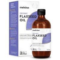 Melrose Organic Flaxseed Oil 500mL