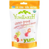 YumEarth Citrus Grove Organic Vitamin C Drops 93.5g