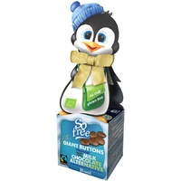 Plamil So Free Dairy Free Giant Chocolate Buttons (Penguin) 65g