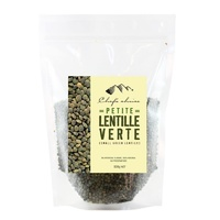 Chefs Choice Small Green Lentils 500g