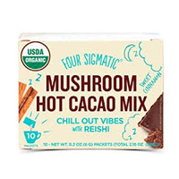 Four Sigmatic Mushroom Hot Cacao Mix w. Reishi 10pk