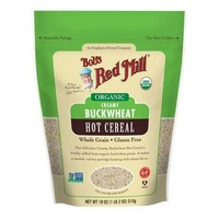 Bobs Red Mill Organic Creamy Buckwheat Cereal 510g