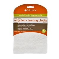 Full Circle Clean Again Recycled Cleaning Cloth 2-Pack
