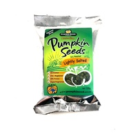 Pumpkin Seeds Australia Dry Roasted Lightly Salted Pumpkin Seeds 100g