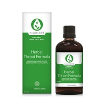 Kiwiherb Herbal Throat Formula 50ml