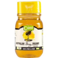 Absolute Organic Australian Honey Squeezable 500g