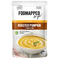 Fodmapped Roasted Pumpkin & A Hint of Sage Soup 500g