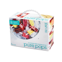 Pure Pops Mini (12pk) 540g