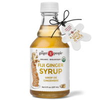 The Ginger People Organic Ginger Syrup 237ml