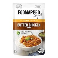 Fodmapped Butter Chicken Curry Simmer Sauce 200g