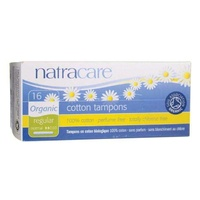 Natracare Tampons Regular Applicator (16s)