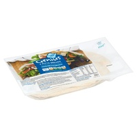 Genius Gluten Free White Pitta Bread 4 Pack 260g
