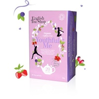English Tea Shop Organic Youthful Me Caffeine Free (20 Cups)