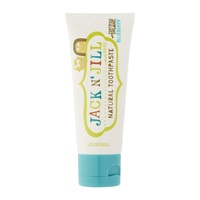 Jack n' Jill Blueberry Natural Toothpaste 50g