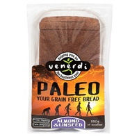 Venerdi Paleo Bread Almond Linseed Loaf 550g