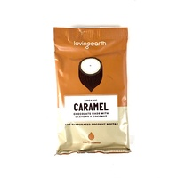Loving Earth Organic Caramel Chocolate Snack Size 30g