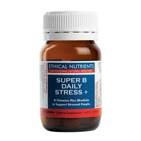 Ethical Nutrients Super B Daily Stress + 30t