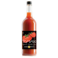 James White Organic Tomato Juice 750mL
