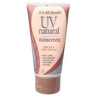UV Natural Sunscreen SPF30+ 50g