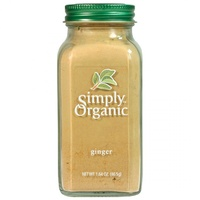 Simply Organic Ginger Ground 46g