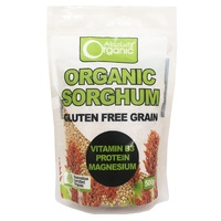 Absolute Organic Sorghum Grain 500g