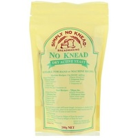 Simply No Knead Dry Active Yeast 200g