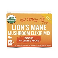 Four Sigmatic Lion's Mane Mushroom Elixir Mix (20 Packets) 60g