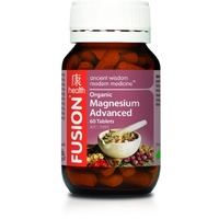 Fusion Health Advanced Magnesium Advanced - 60 tabs